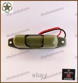 New Military Jeep Dash Board Map Reading Light Willys Gpw Ford Mb Land Rover