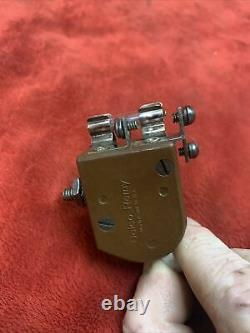Nice 1930s 1940s 1950s Chevrolet Accessory Under Dash Fog Light Switch OG GM