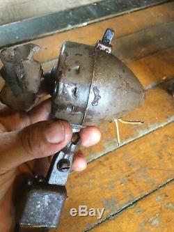 Orig 6v 30s 40s50s Steering Column Fan Defrost Antique Vintage Auto AC Works