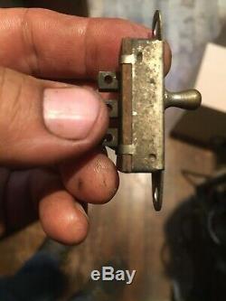 Original 1910-20 39s Underdash 3 Posi Light Switch for Parts/Restoration OEM