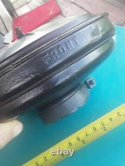 Original 1930's 1940's Car Truck AC Pancake Air Cleaner 1BBL Inline 6 Hot Rod