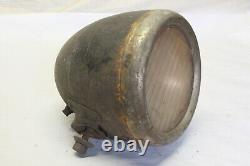 Original 1930's Hudson Bullet Headlight Bucket Housing Assembly Hot Rat Rod