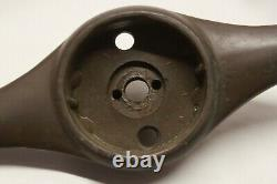 Original 1941-48 Chevrolet Deluxe Fleetline Interior Steering Wheel OEM GM