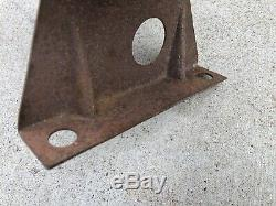 Original Crossover Tube Air Carburetor Willys MB Ford GPW WW2 Jeep