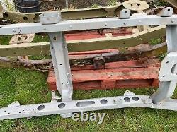 Original Early Script Ford GPW Jeep Chassis Frame