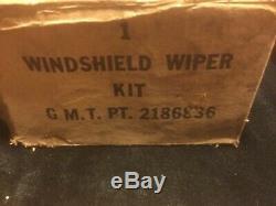 Original Ford GPW Jeep Willys MB TRICO Windsheild Wiper Kit NEW