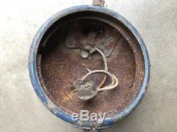 Original Headlight Bucket Housing Ring Willys MB Ford GPW WW2 Jeep