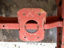 Original July 1944 Ford GPW Jeep Chassis Frame