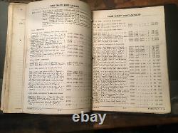 Original Nash Healey sports car technical service manual OEM Vintage 52-53