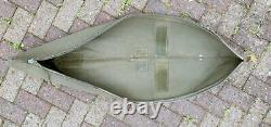 Original WW2 US Jeep Universal Rifle Rack Case Canvas Willys MB Ford GPW