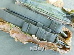 Original Wwii U. S. Jeep Door Safety Straps Nos In Wrapper Ford Gpw Willys MB