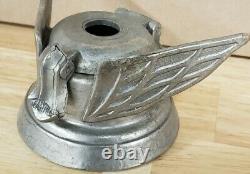 RARE! Antique Original EASYFILL Chevrolet-V KINGSLEY MILLER RADIATOR CAP