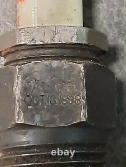 RED HEAD Spark Plug vintage Antique Trog original rare
