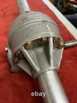 Schroeder Steering Gear Box Sprint Car Super Modified Hot Rod Rat SCTA Halibrand