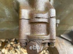 September 1942 Ford GPW Jeep Original Engine Block GPW62663