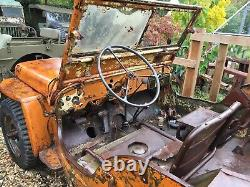 September 1943 Ford GPW Jeep