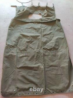 Top Canvas Jeep Willys Mb/ford Gpw First Type Repro
