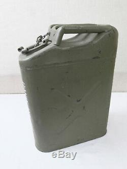 US Wasserkanister Water Jerry Can Kanister Willys Jeep Ford GPW