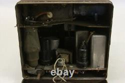 Vintage 1930's AM Radio Music Master Speaker Assembly Ford Chevrolet Mopar OEM
