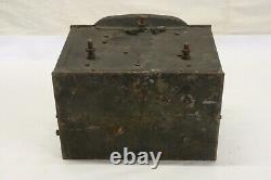 Vintage 1930's AM Radio Power Unit Speaker Assembly Ford Chevrolet Mopar OEM