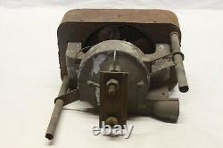 Vintage Car Truck Under-Dash Accessory Heater Assembly Chevrolet Ford Mopar