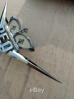 Vintage NOS Diamond REO Speedwagon Emblem New Old Stock 27710 Y2 GOLD COMET VHTF
