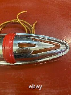 Vintage Prewar Double Arrow Directional Turn Signal Accessory Light
