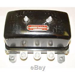 Voltage Regulator (6V) for Jeep MB 1941-1945 Ford GPW 1941-1945 17231.06 Omix