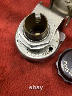 Vtg 1930s 1940s 1950s Ark-Les Accessory Under Dash Fog Lite Light Switch OG