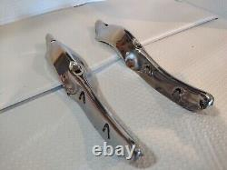 Vtg Car Truck Accessory Front Rear Chrome Bumper Guard Chevy GM Olds Ford Dodge