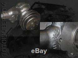 WOA639992 POMPE A EAU JEEP FORD GPW. La plus belle sur le marché. US WW2