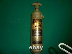 WWII Ford GPW Willys MB Jeep PYRENE Fire Extinguisher Bracket HARLEY MILITARY WL