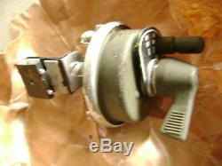 WWII Military Jeep Willys Ford GPW MB Tank truck rotary light switch NOS