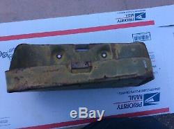 WWII US Army Willys MB Ford GPW Jeep Jerry Gas Can Bracket with Original Paint