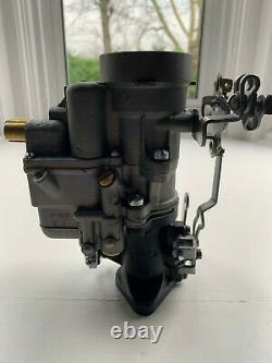 WWII Willys MB, Ford GPW Jeep Carter W-O Carburettor rebuilt & restored