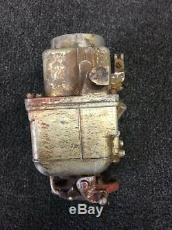 Willys Ford GPW CJ2A CJ3A M38 Jeep Carter WO Carburetor W-O wagon truck 134 226