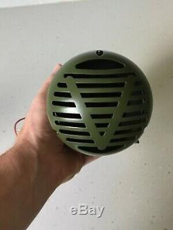 Willys Jeep Ford GPW WW2 Siren Federal Champion MARS Sirene 12V (or 6v or 24V)