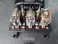 Willys Jeep MB Dodge WC 6V Voltage Regulator Autolite (April 42) Ford GPW WW2