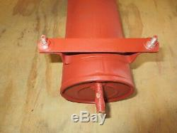 Willys Jeep MB GPW Ford Radiator Surge Cooling Tank With Shield Overflow MCS004