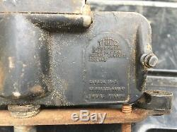Willys MB Ford GPW Jeep WW2 original Issued Trico Wiper motor
