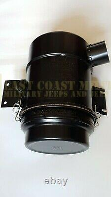 Willys MB & Ford Gpw Jeep Air Cleaner Filter Early 1942-43 A5621 Gpw18205b