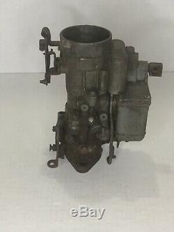 Willys Mb, Ford Gpw, Slat Grill Jeep, Carter Wo Carburetor