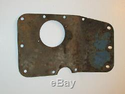 Willys jeep MB, GPW Slat Grill Military WW2 Ford Transmission Floor Cover Plate