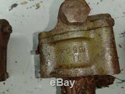 Willys mb ford gpw jeep Nos oil pump assembly Each price