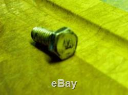 Wilys mb ford gpw jeep slatgrill famous bolt set body around AA marked