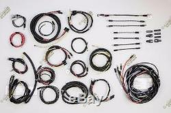 Wwii Willys MB Ford Gpw Military Jeep Wiring Kit A-2000-b G503