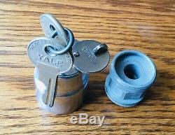 1920 1930 Spare Blocage Withyale Pneu Clés Accessoire Extérieur Vtg