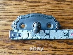 1920s 1930s Handle Escutcheons & Lock Lever Vtg Intérieur