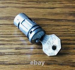 1933 1934 Chrysler Desoto Handle Lock Cylinder Vtg 1930 Mopar Extérieur Omega