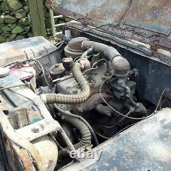 1942 Ford Gpw Jeep Voiture Classique Grange Véhicule Militaire Trouver Willys Jeep